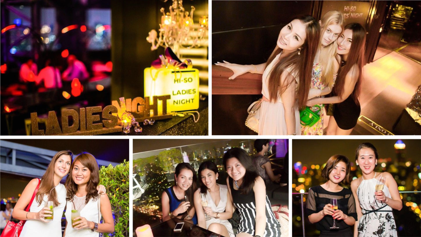 Ladies Night at Sofitel SO