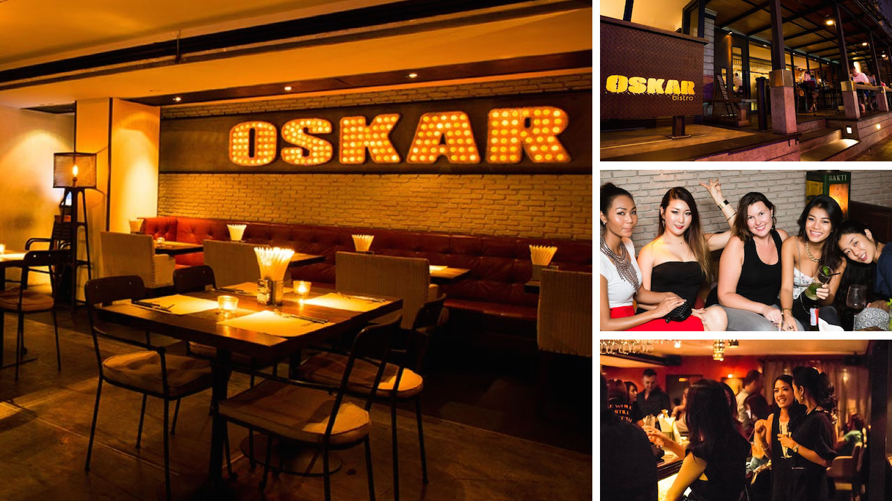Ladies Night at Oskar Bistro