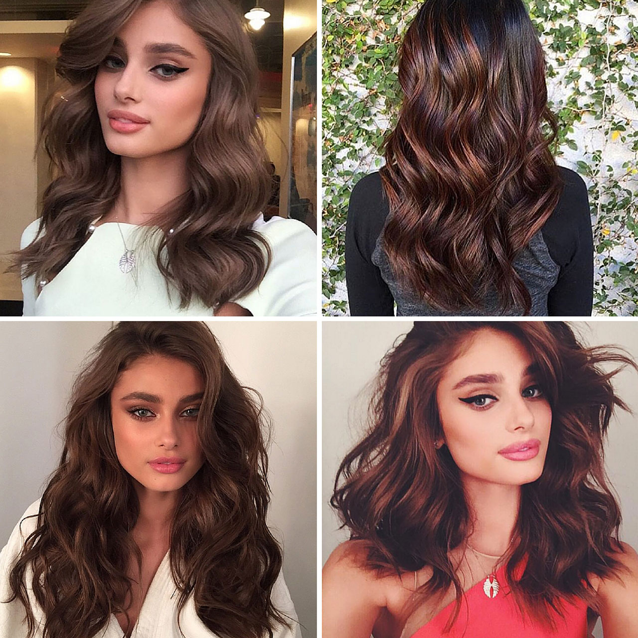 Hot Chocolate - Top 5 Hair Color Trends For 2016