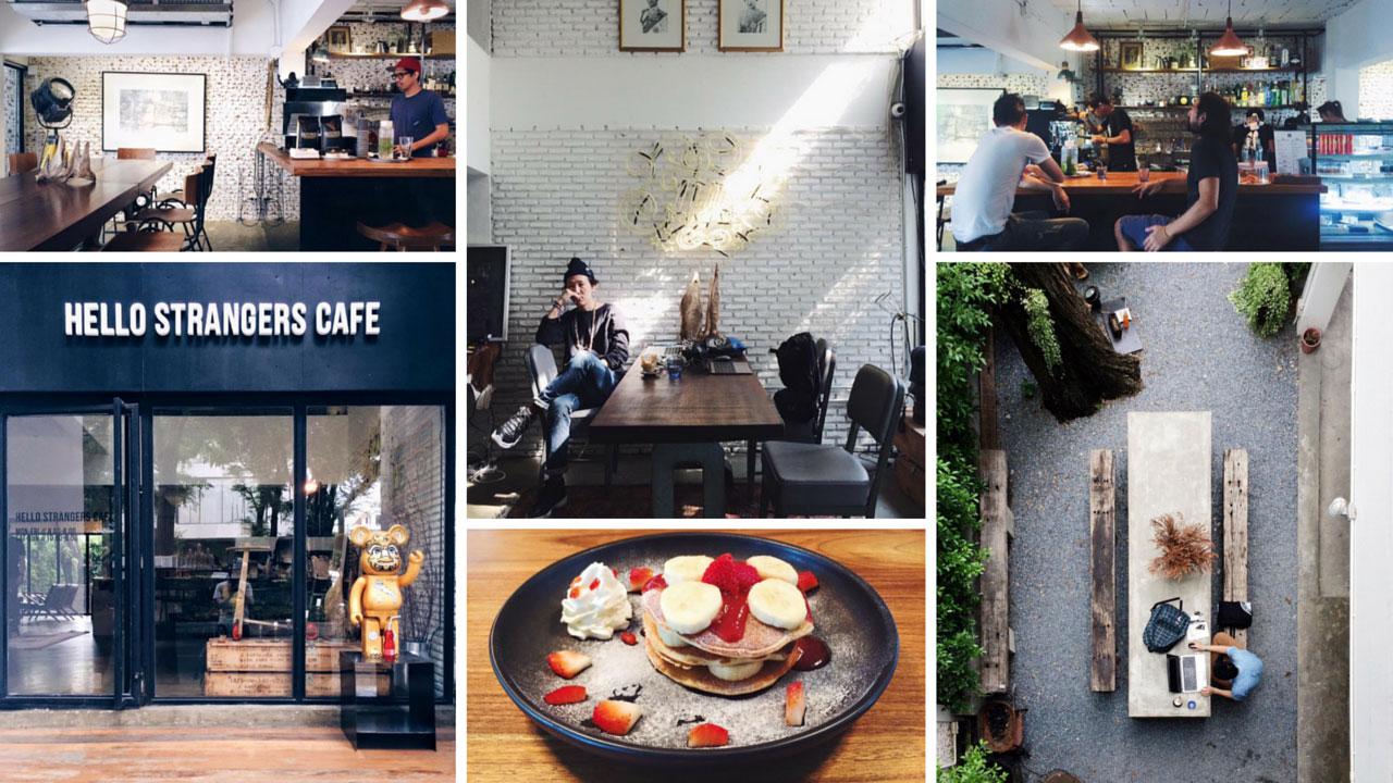 Hello Stranger Cafe Bangkok
