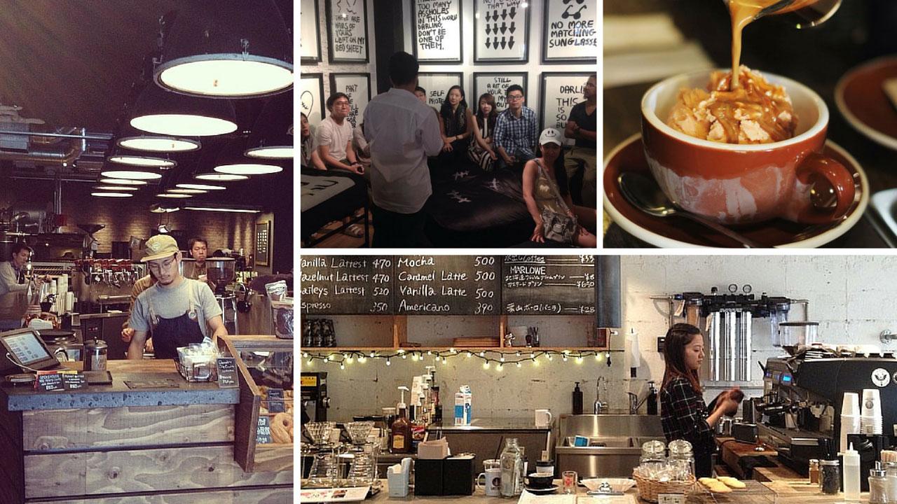 Ink & Lion Café Bangkok