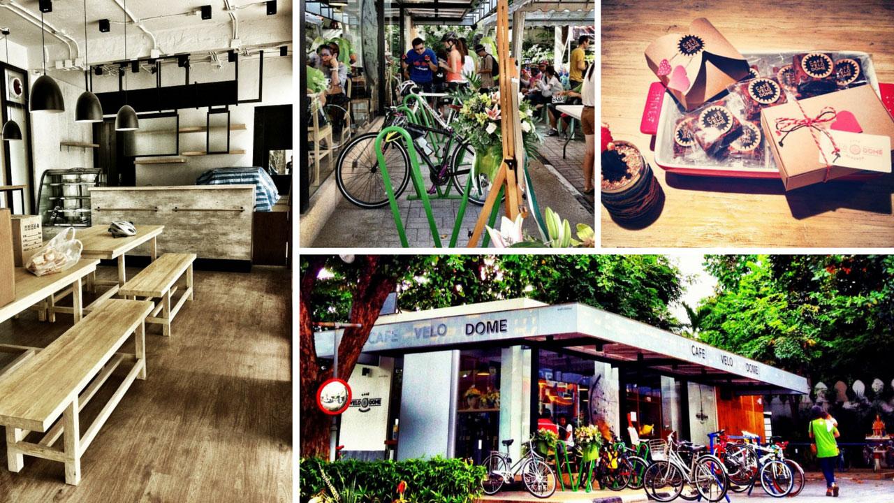 Cafe Velodome Bangkok