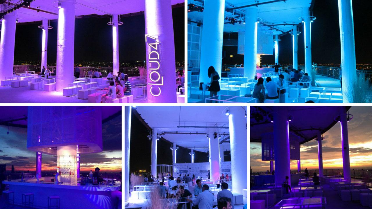 Cloud 47 Rooftop Bar Bangkok