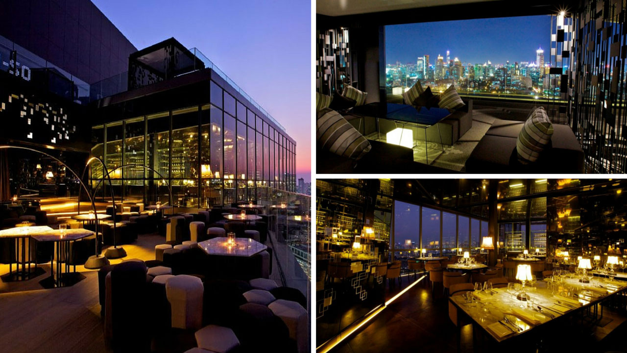 Drinking With Altitude 5 Best Rooftop Bars In Silom