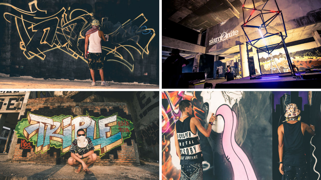 Meeting of Styles 2016 Pattaya Thailand