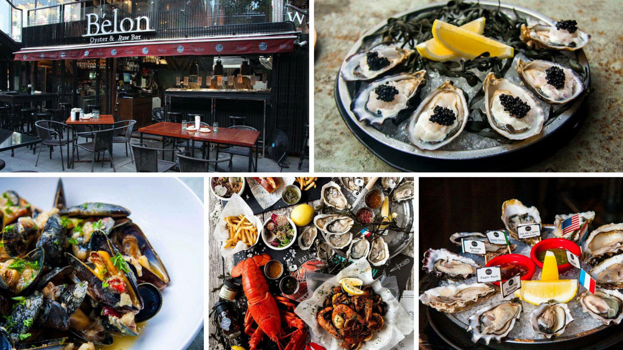 Oyster and Raw Bar Bangkok