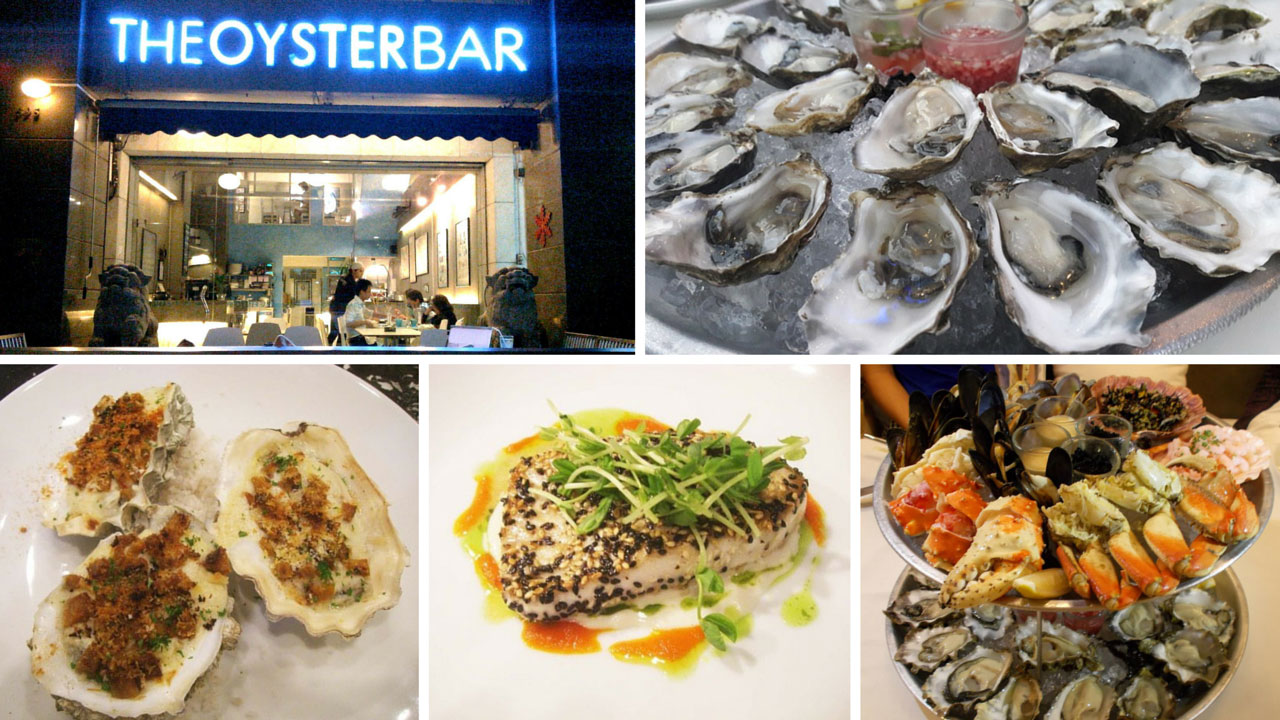 The Oyster Bar Bangkok