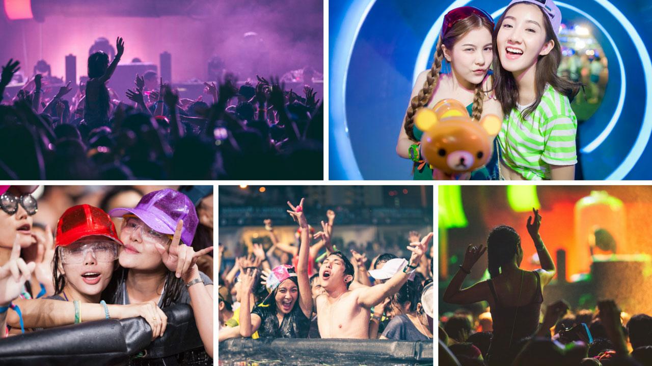 S2O Sonkran Festival 2016 in Bangkok