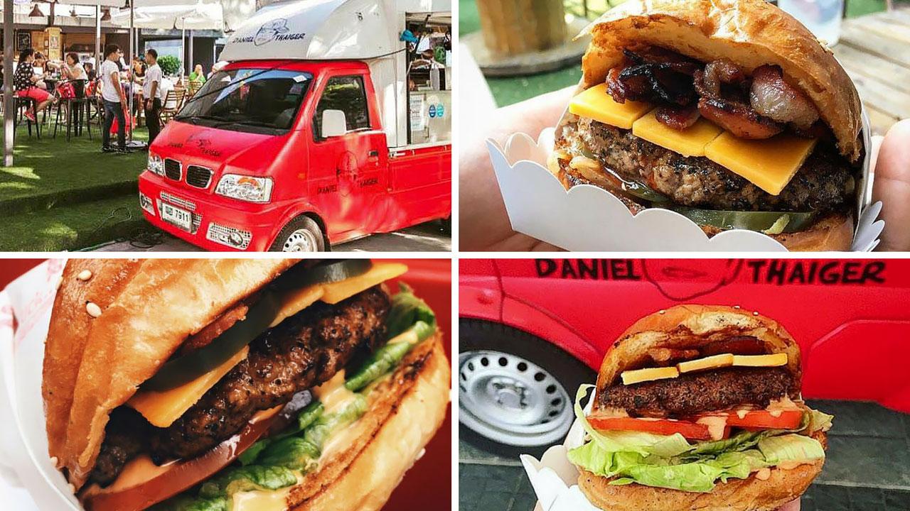 Daniel Thaiger Food Truck