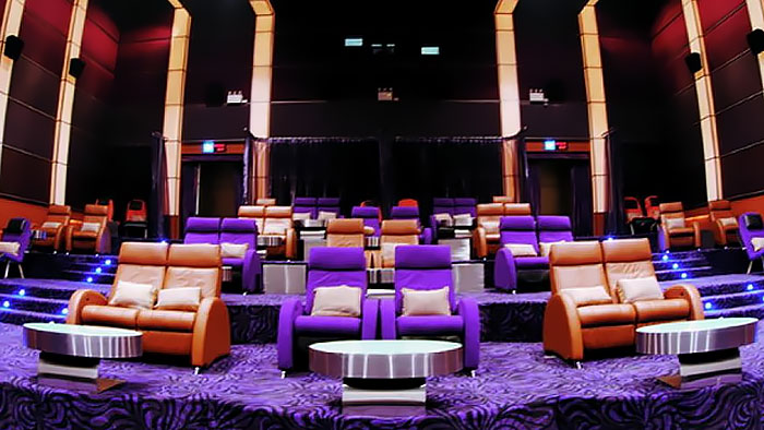 Bangkok's Airways' Blue Ribbon Screens at Paragon Cineplex