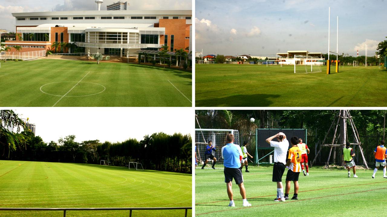 Bangkok Pattana School Sports Field