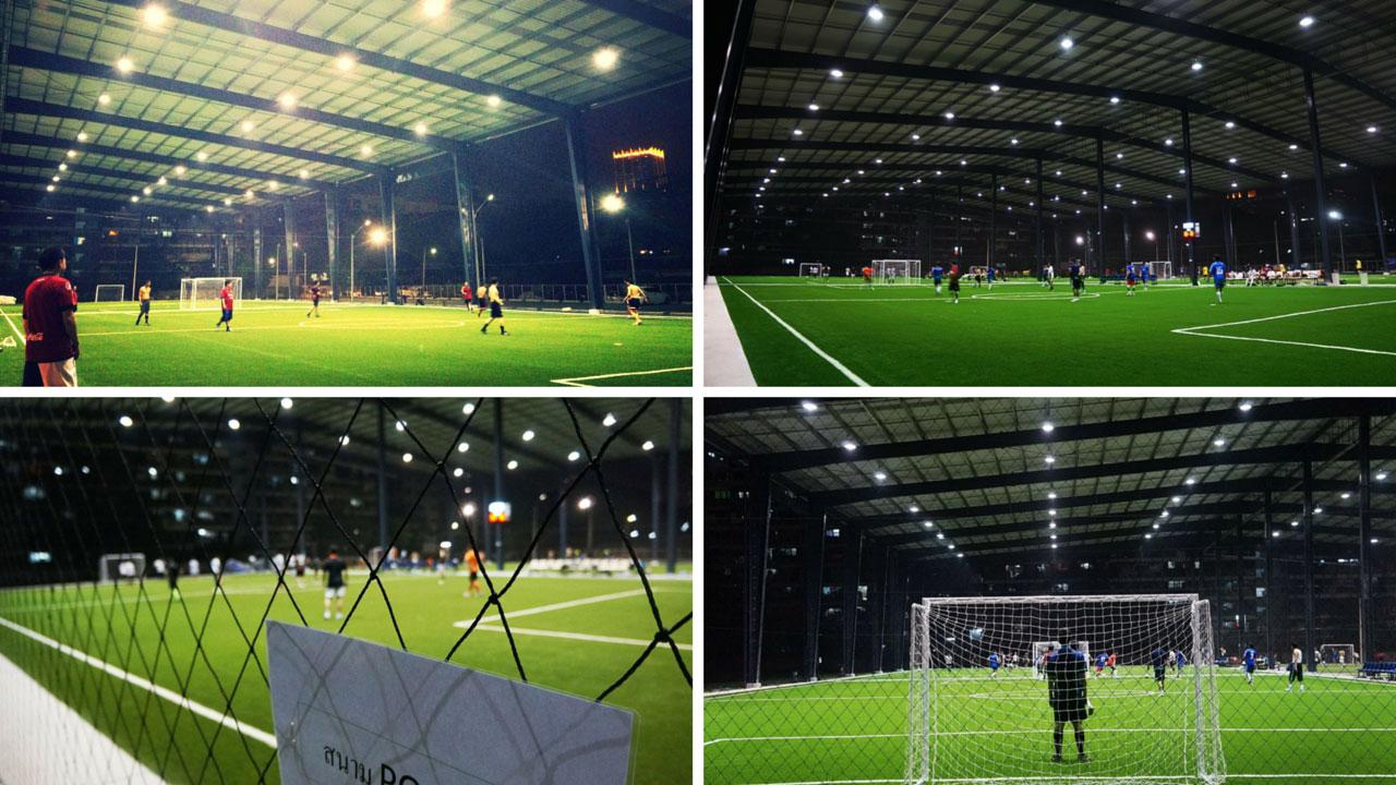 Polo Football Park