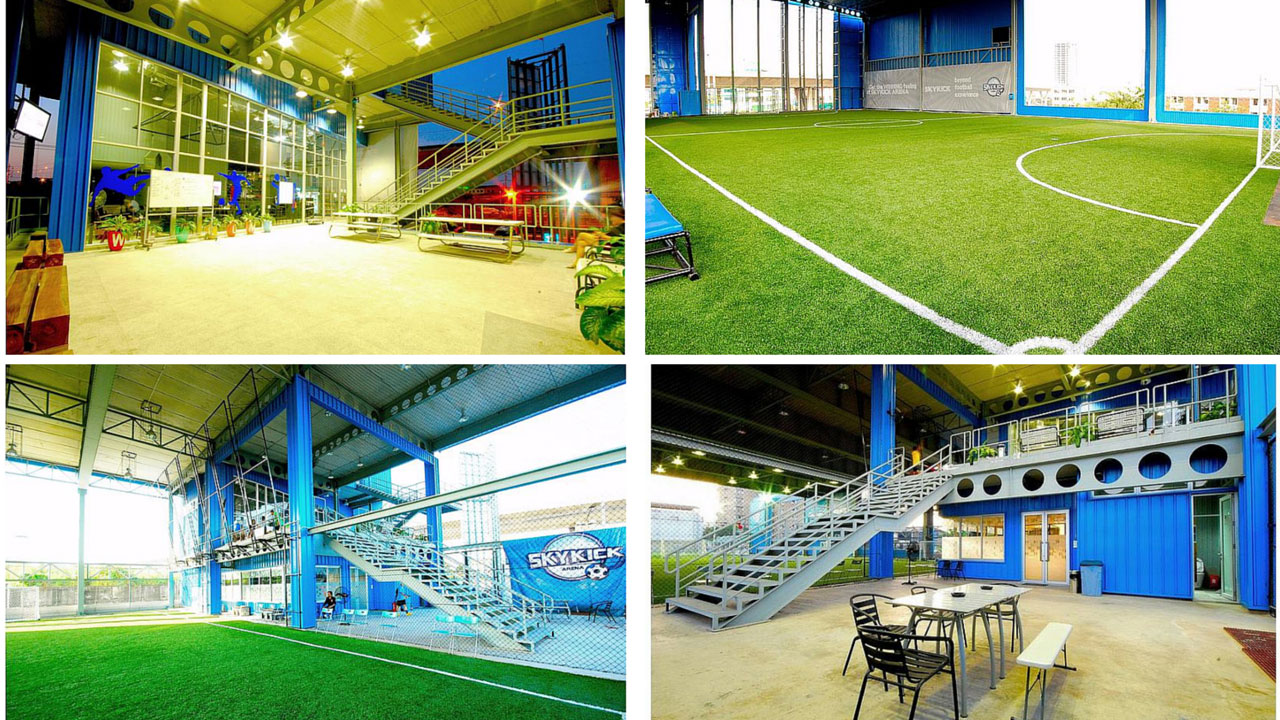 Sky Kick Arena