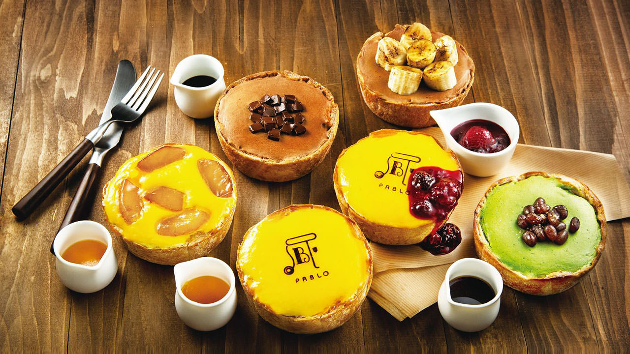 Pablo The Most Famous Cheese Tart From Japan Finally In Bangkok Sabrel Siam2nite