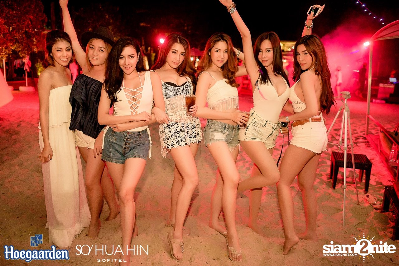 Hua hin girls