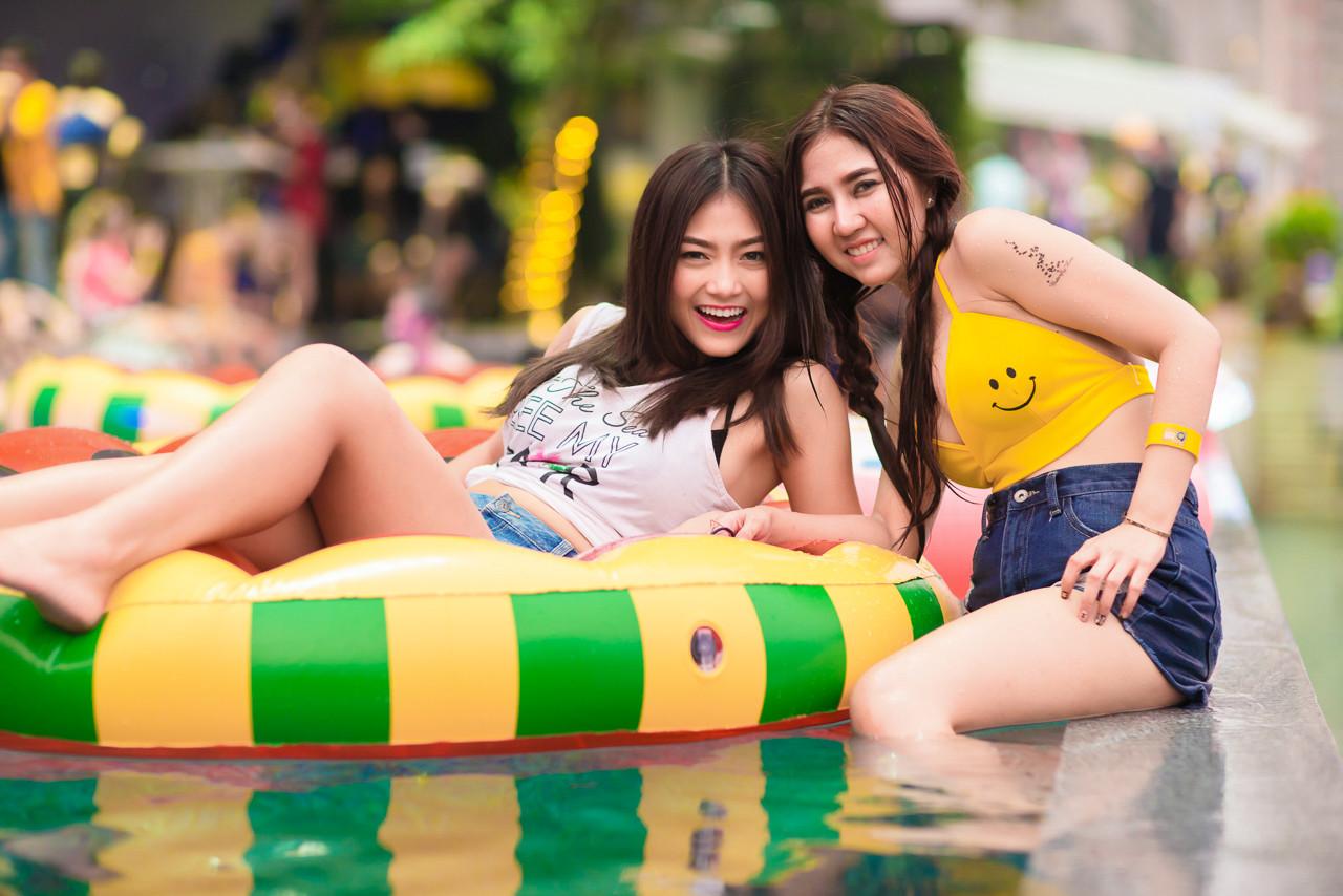 Bar9 Pool Party At Novotel Bangkok Platinum Siam2nite