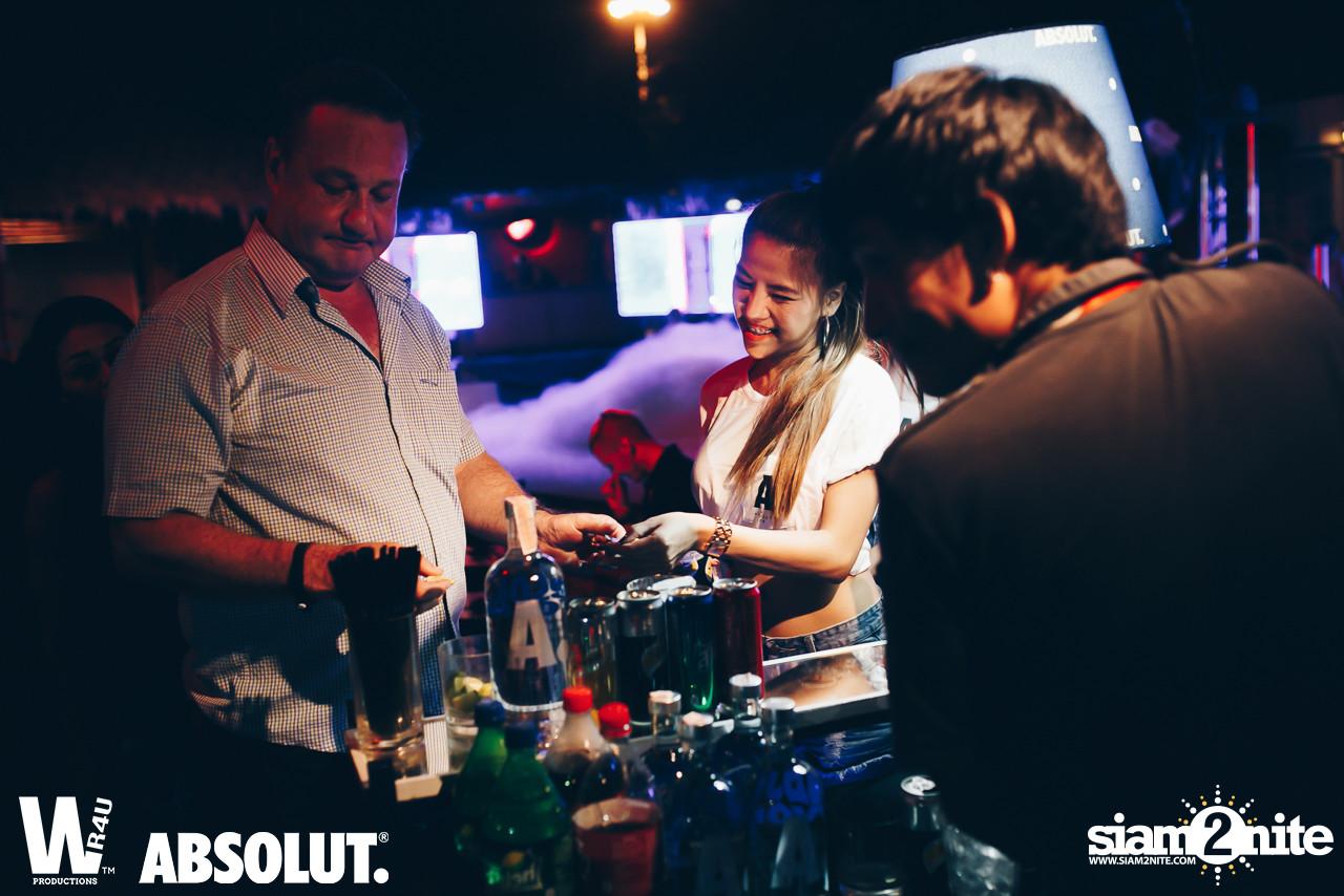 Hard Rock Cafe Pool Party Pattaya