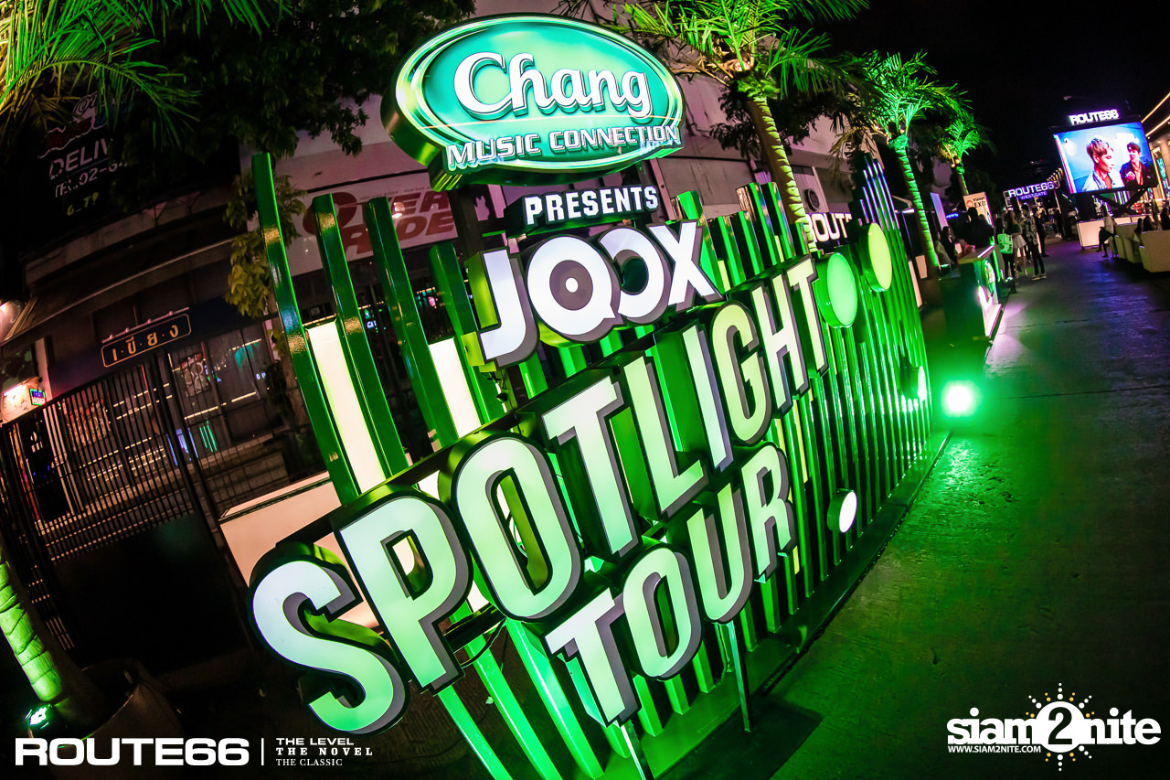 Chang Music Connection pres  JOOX Spotlight Tour at Route 66